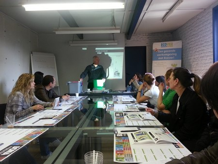 Formation du personnel (agent d'entretien) - Inter Cleaning