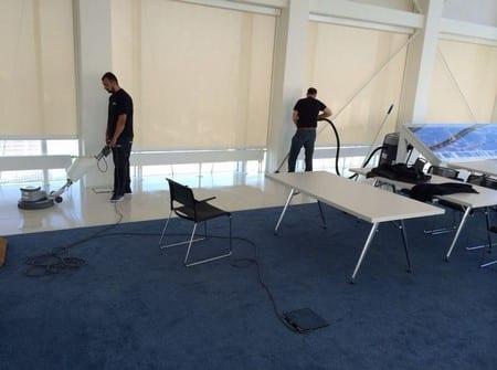 Inter Cleaning - Entreprise de nettoyage de bureaux