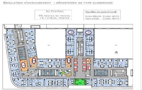 Plan des locaux - Inter Cleaning