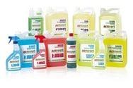 Produits d'entretien et de nettoyage - Inter Cleaning
