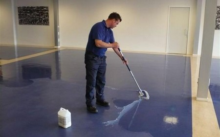 Traitement linoleum - Inter Cleaning